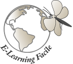 Logo E-Learning Facile